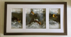Ice Play (Triptych)